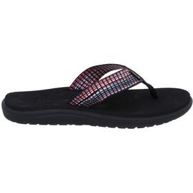 Teva Voya Naiset sandaalit , musta/monivärinen